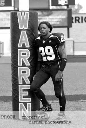 Warren Football 2008