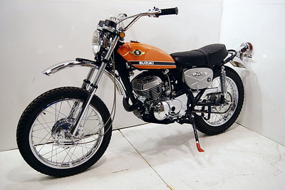 1970 Suzuki TS250