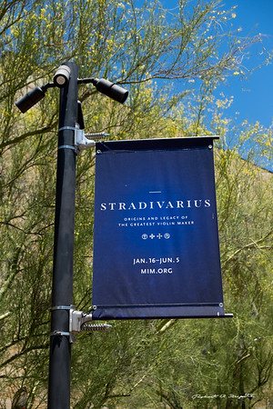 Stradivarius at the MIM