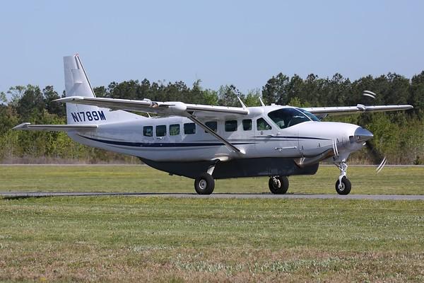 EDAS Early Detection Alarm Company 2010 Cessna 208B, Norfolk, 01May18