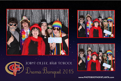 Johns Creek High School - Drama Banquet 2015
