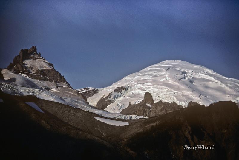 Little Tahoma and Mt. Rainier