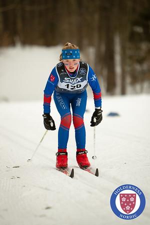 Cheri Walsh Nordic Race February 16