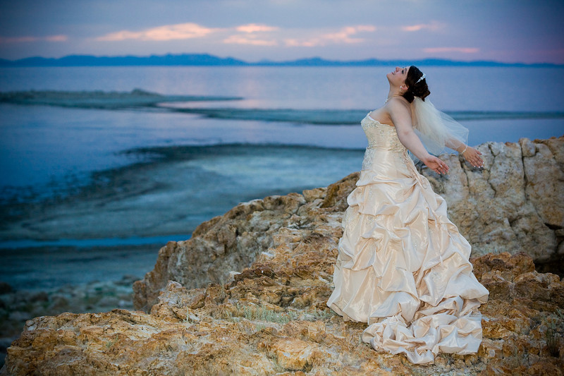 2008_07_20 Mercedes Antelope Island Bridals