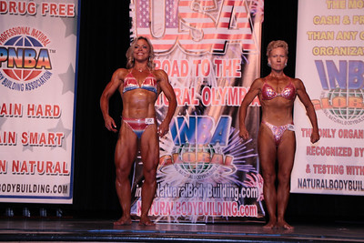 Bodybuilding Women Masters Overall