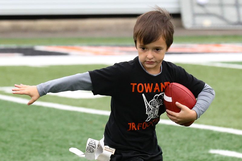 19 10 06 Towanda v Athens Youth Football & Cheer