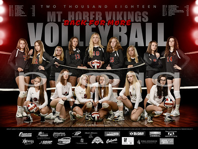 Mt Horeb Volleyball