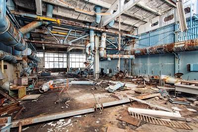 Jupiter Factory - Prypjat, Tschernobyl.