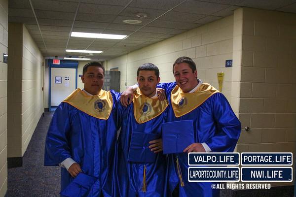 Highland High School Graduation 2015