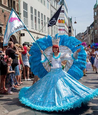Event 2012 A Banda at Copenhagen Carnival