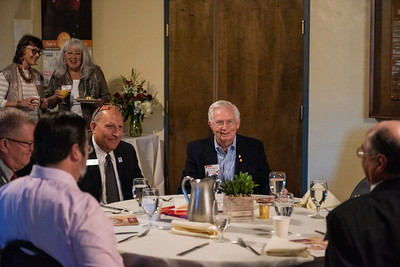 2019 Distinguished Alumni President's Breakfast