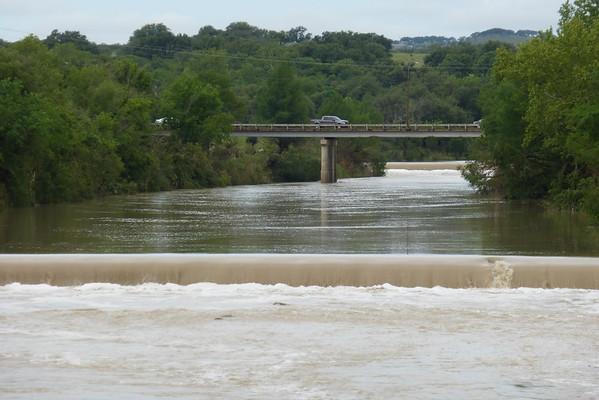 Banco River 2015  Memeorial Day Weekend Flood