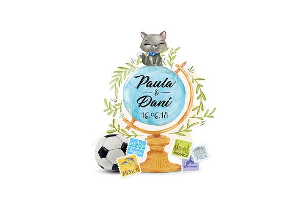 Paula & Dani - 16 junio 2018