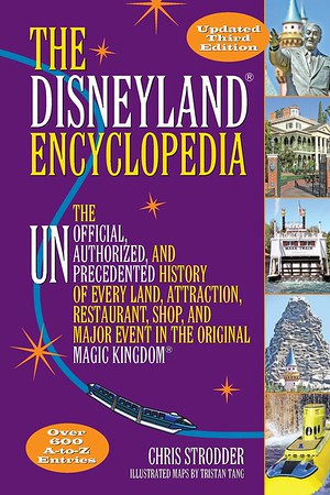 'Disneyland Encyclopedia, 3rd Edition' proves there's always more info to learn about the mouse