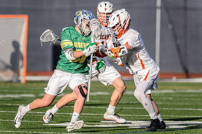Oregon State vs Oregon Lax Civil War