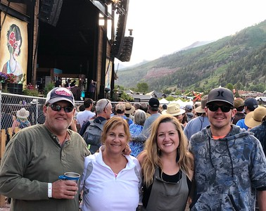 2018 Telluride Bluegrass Festival