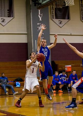 Woodstown JV VS Holy Cross Basketball
