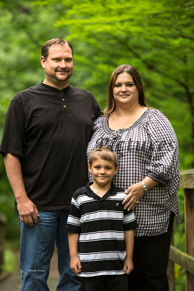 Brad Black Family