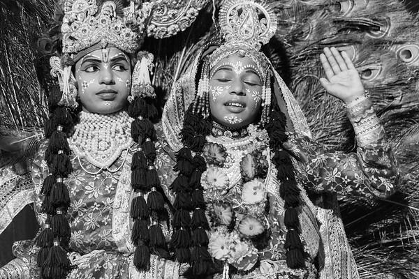 Uttar Pradesh: Vrindavan's Raas Leela