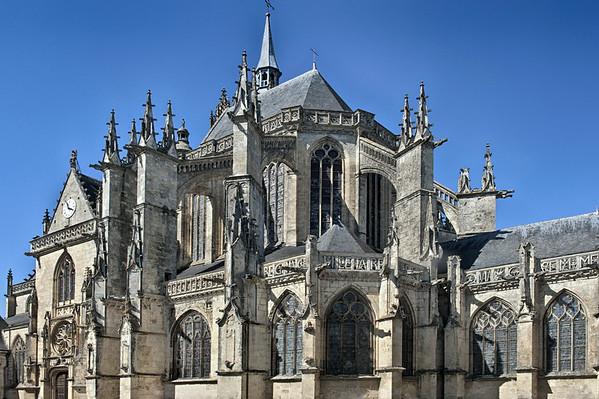 Église Notre-Dame-des-Marais de La Ferté-Bernard