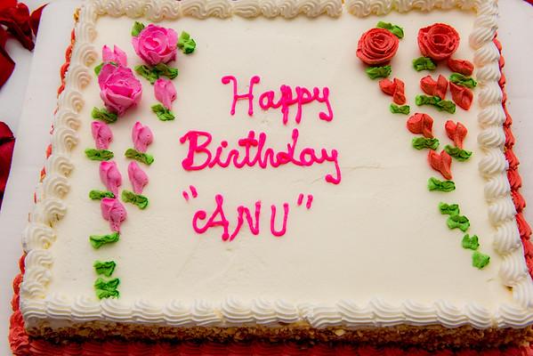 Anupama Birthday
