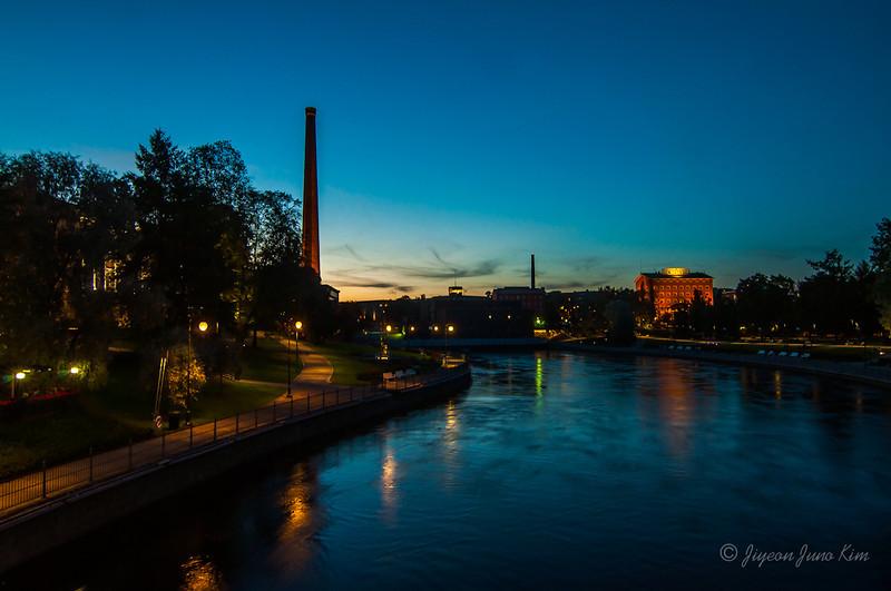 Finland-Tampere-river.jpg