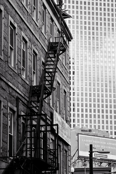 NOLA Fire Escape