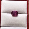 4.00ct Pink Cushion Shape Sapphire, with GIA 20