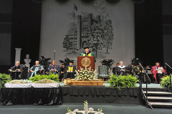 MU Commencement-May 2014