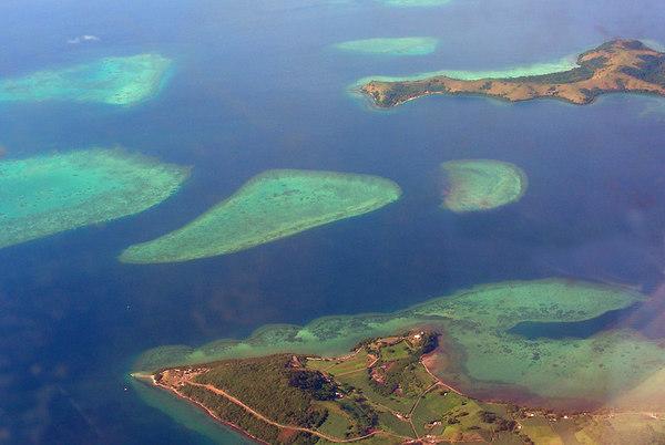 Fiji - Qamea