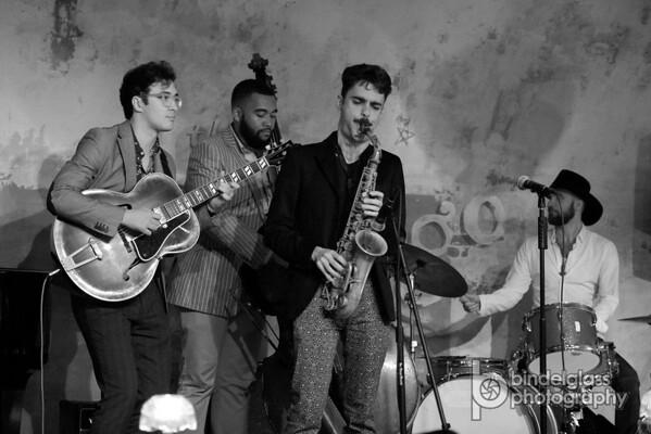 Eddie Barbash and Friends at The Django