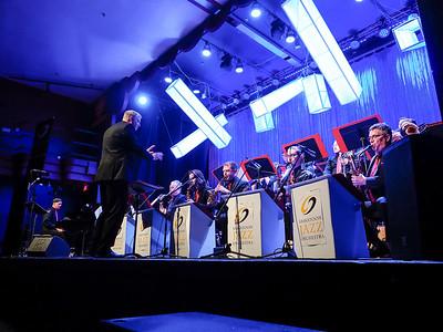Saskatoon Jazz Orchestra at Sask Jazz Festival 2019