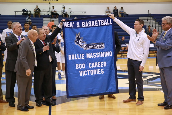 Massimino 800 Career Victories