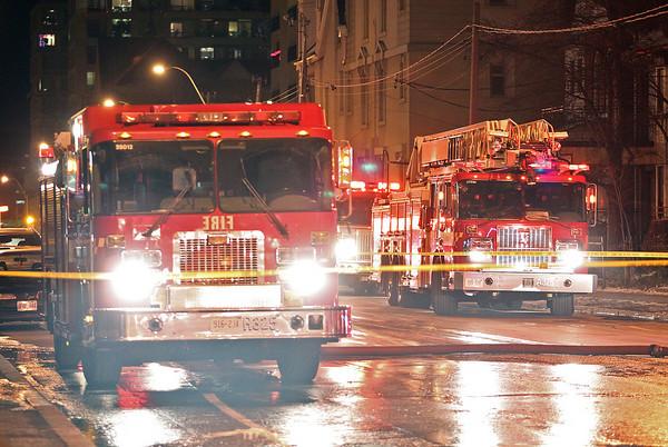 December 7, 2010 - 2nd Alarm - 582 Sherbourne St.