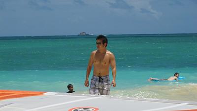 Oahu with Ryan Aug 2012