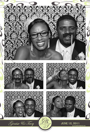 Genise and Troy's Wedding