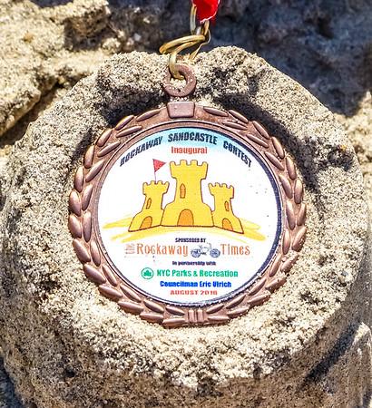 Rockaway Times  Sandcastle Contest