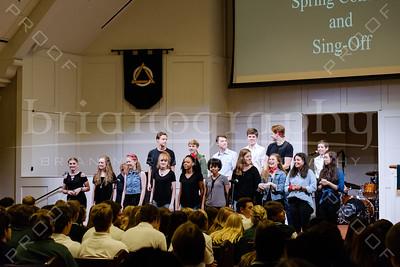 2017-18 Spring Chorus Concert