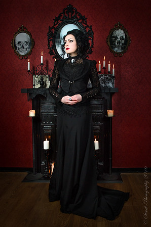 Fracture - Penny Dreadful Inspired Shoot