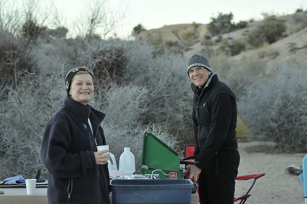 JTree Camping and Climbing 2009