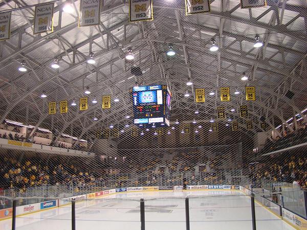 Michigan vs OSU Hockey 07