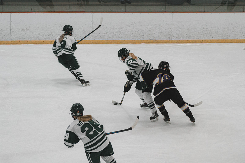 Holy Family Varsity Girls Hockey vs. Waconia, 1/9/20: Libby Kamp '22 (21)