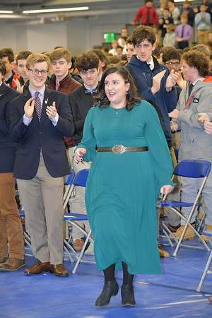Founder's Day Mass and Ryken Award