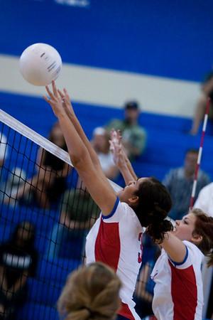 WHS Varsity Volleyball 2009