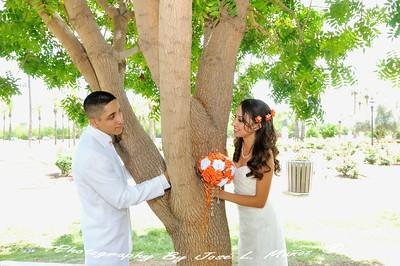 2015-04-25  Marissa & Jesus' Wedding
