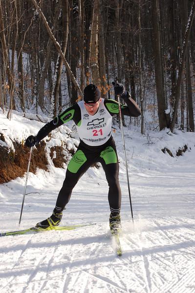 Jon Morgan, Team NordicSkiRacer / Team Priority Health