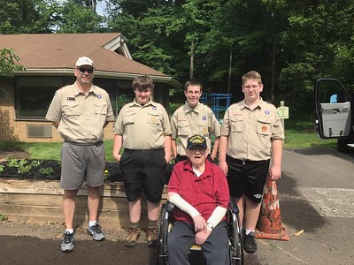 Troop 52 Service Project