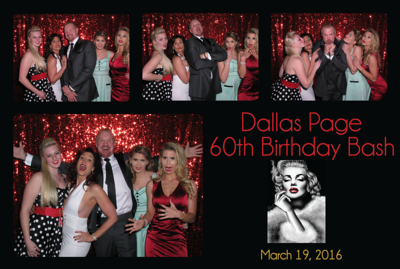 Dallas Page 60th Birthday Bash 3.19.2016