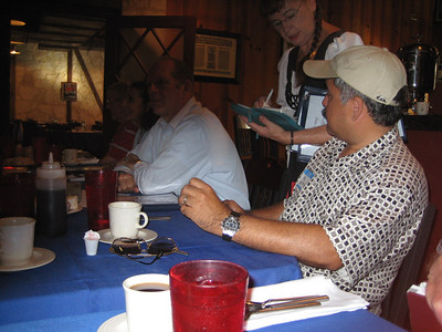 Breakfast with Hill Country Members