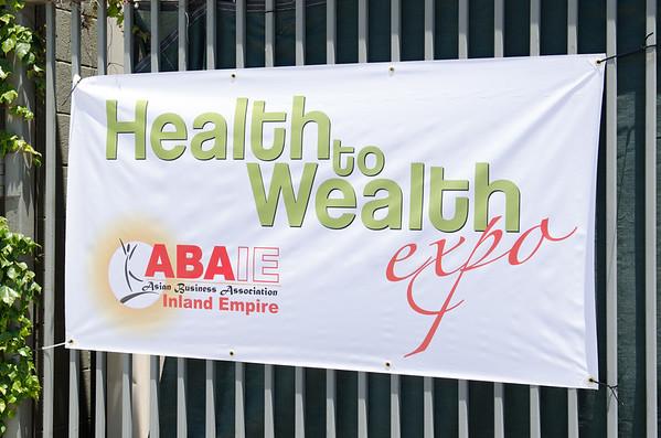Health 2 Wealth Expo 2015